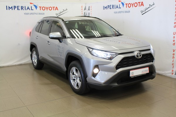 2019 Toyota Rav 4 2.0 GX CVT Gauteng Randburg_0