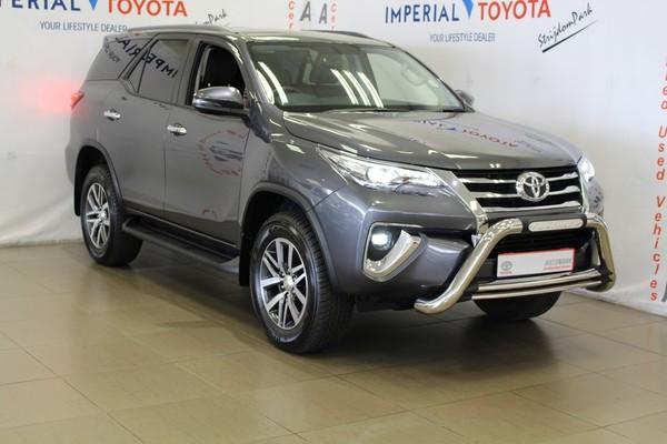 2019 Toyota Fortuner 2.8GD-6 RB Auto Gauteng Randburg_0