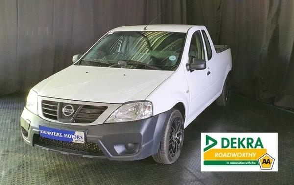 2016 Nissan NP200 1.5 Dci  Ac Safety Pack Pu Sc  Gauteng Boksburg_0
