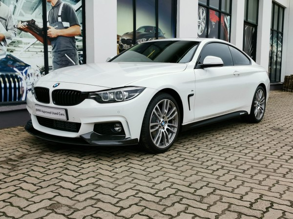 2019 BMW 4 Series 420D Coupe M Sport Auto Kwazulu Natal Richards Bay_0