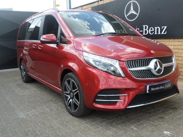 2019 Mercedes-Benz V-Class V250d  Avantgarde Auto Gauteng Pretoria_0