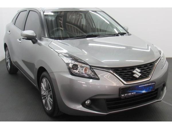 2018 Suzuki Baleno 1.4 GLX 5-Door Auto Gauteng Edenvale_0