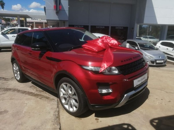 2013 Land Rover Evoque 2.0 Si4 Dynamic  Western Cape Oudtshoorn_0