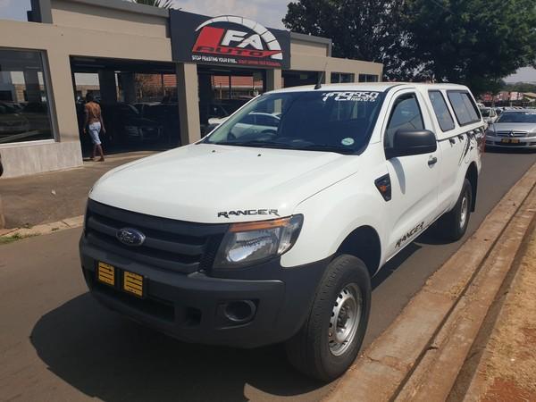 2015 Ford Ranger 2.2TDCi LR PU CC Gauteng Kempton Park_0
