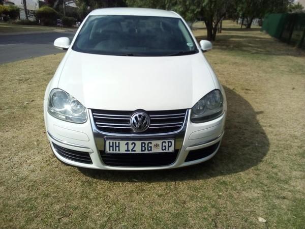 2009 Volkswagen Jetta 2.0 Comfortline  Gauteng Johannesburg_0