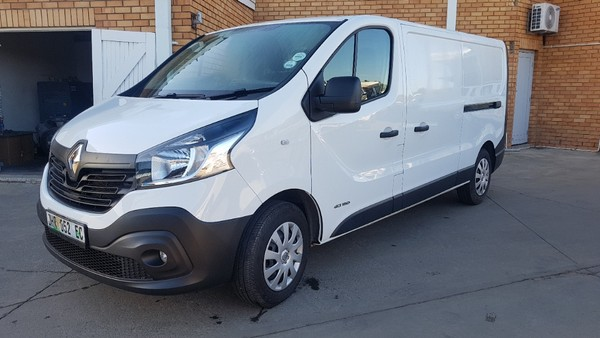 2019 Renault Trafic 1.6 dCi FC PC Eastern Cape East London_0