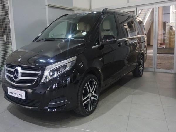 2016 Mercedes-Benz V-Class V250 Bluetech Avantgarde Auto Kwazulu Natal Umhlanga Rocks_0