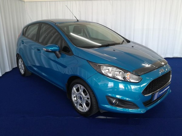 2016 Ford Fiesta 1.0 Ecoboost Trend 5dr  Western Cape Cape Town_0