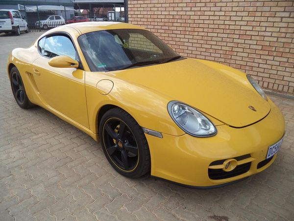2006 Porsche Cayman  Gauteng Carletonville_0