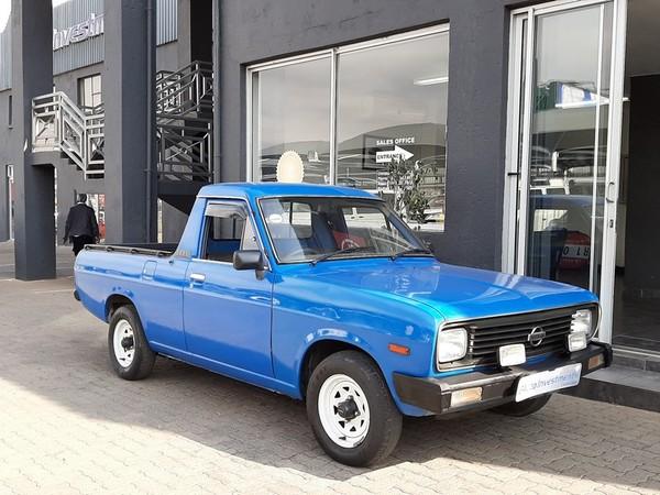2000 Nissan 1400 Bakkie Champ b01 Pu Sc  Gauteng Centurion_0