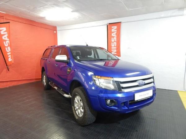 2012 Ford Ranger 2.2tdci Xls Pu Dc  Gauteng Sandton_0