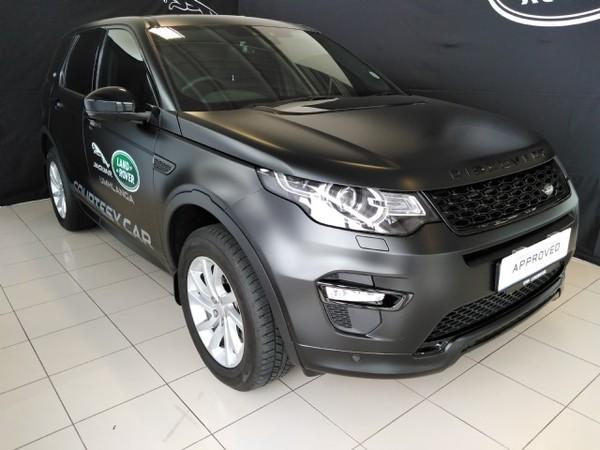 2019 Land Rover Discovery Sport SPORT 2.0i4 D HSE Kwazulu Natal Umhlanga Rocks_0
