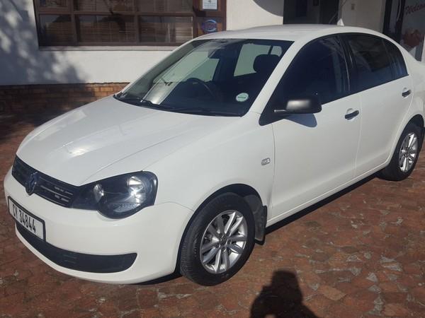 2012 Volkswagen Polo Vivo 1.4 Western Cape Bellville_0