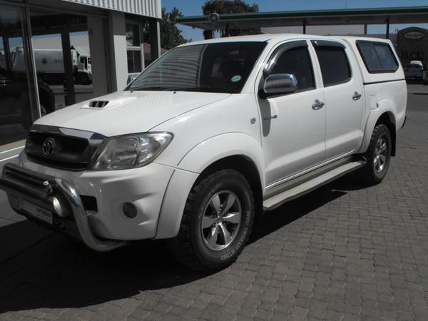 2010 Toyota Hilux 3.0 D-4d Raider 4x4 At Pu Dc  Mpumalanga Standerton_0