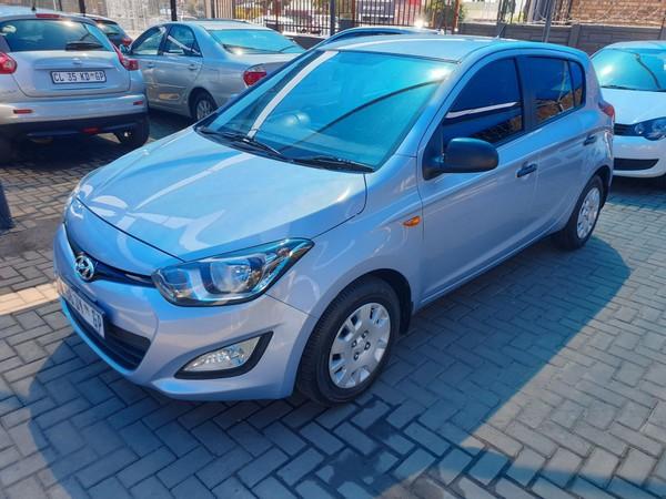 2013 Hyundai i20 1.2 Motion Mpumalanga Middelburg_0