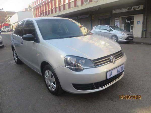 2018 Volkswagen Polo 1.4 Comfortline  Gauteng Johannesburg_0
