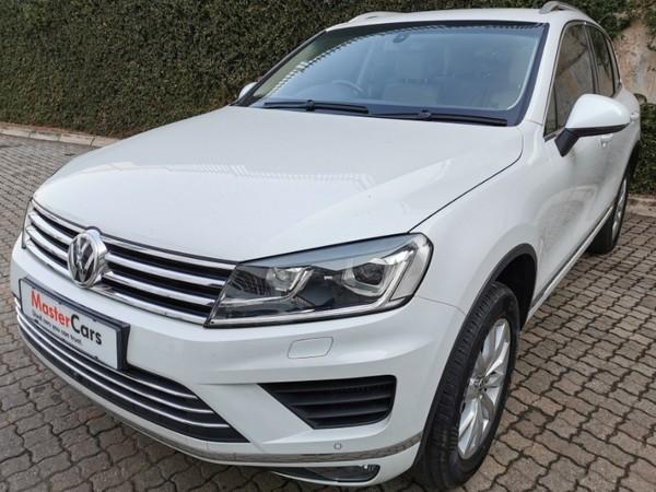 2016 Volkswagen Touareg GP 3.0 V6 TDI Escape TIP Mpumalanga Nelspruit_0
