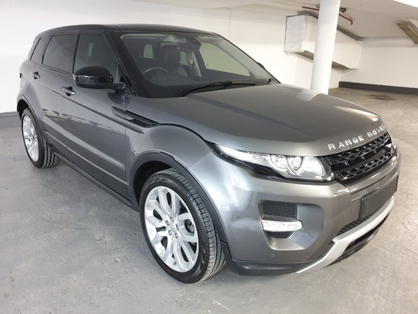 2015 Land Rover Evoque 2.2 SD4 Dynamic  Western Cape Bellville_0