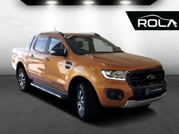 2019 Ford Ranger 2.0TDCi WILDTRAK 4X4 Auto Double Cab Bakkie Western Cape Riversdale_0