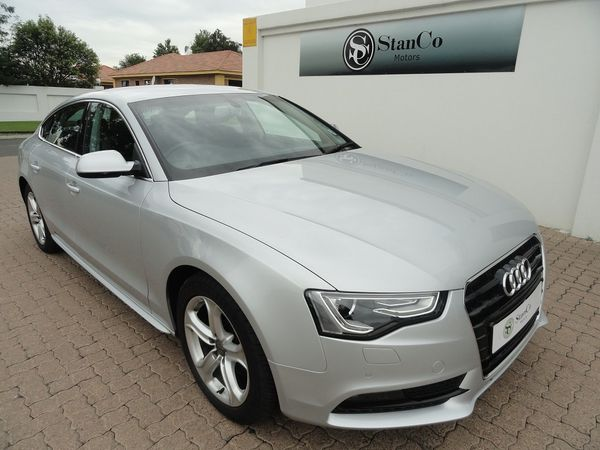 2014 Audi A5 Sprtback 2.0 Tdi Multi  Mpumalanga Standerton_0