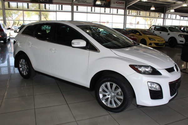 2012 Mazda CX-7 2.5 Dynamic At  Gauteng Alberton_0