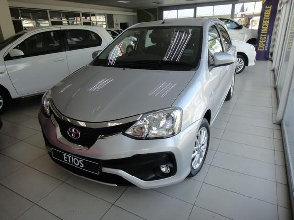2020 Toyota Etios 1.5 Xs 5dr  Western Cape Ceres_0