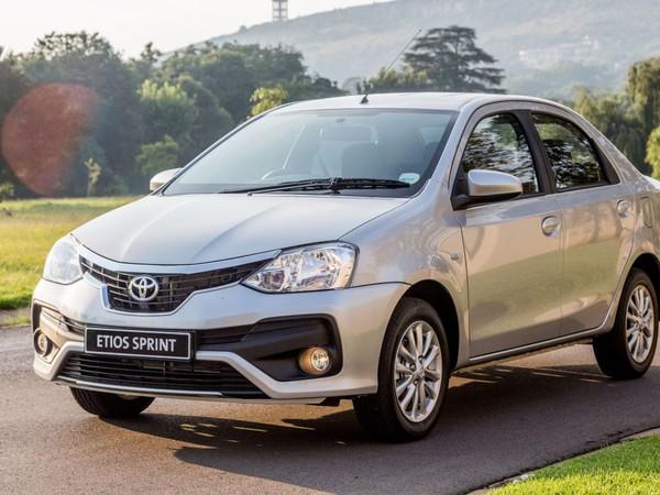 2020 Toyota Etios 1.5 Xs  Western Cape Ceres_0