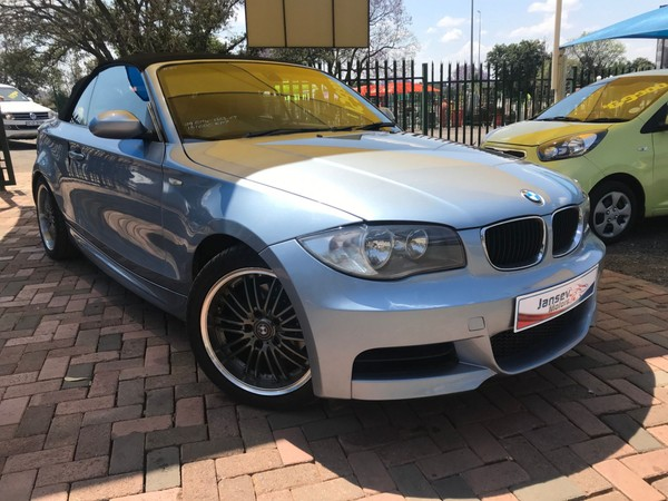 2009 BMW 1 Series 120i Convertible At  North West Province Rustenburg_0