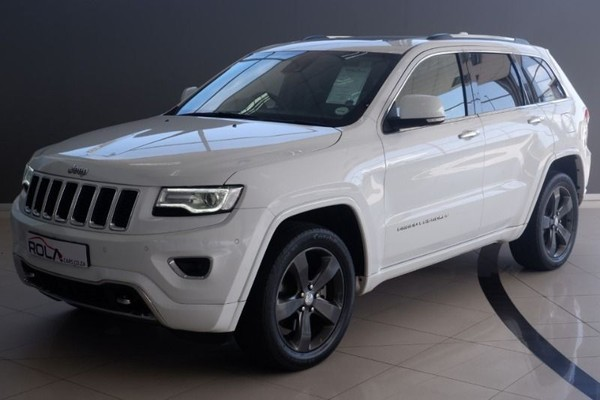 2015 Jeep Grand Cherokee 3.6 Overland Western Cape Somerset West_0