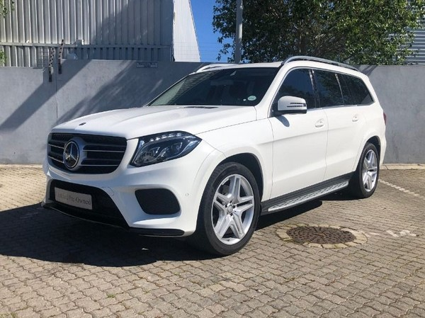 2016 Mercedes-Benz GLS-Class 350d Western Cape Somerset West_0