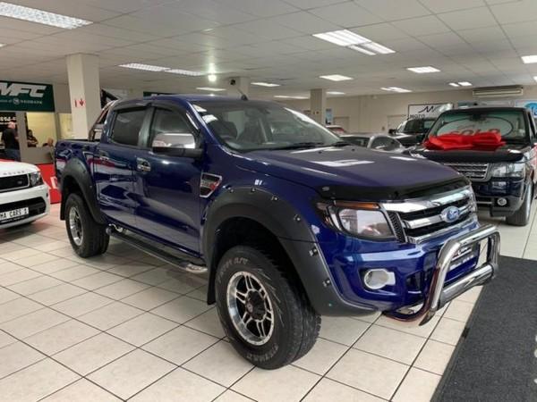 2013 Ford Ranger 3.2tdci Xlt Pu Dc  Kwazulu Natal Pinetown_0