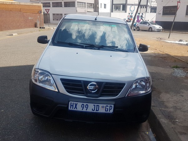 2014 Nissan NP200 1.6  Pu Sc  Gauteng Jeppestown_0