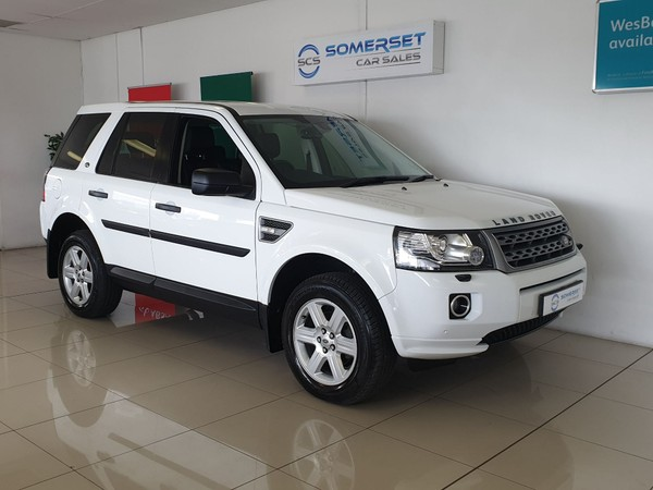 2013 Land Rover Freelander II 2.2 Sd4 S At  Western Cape Strand_0