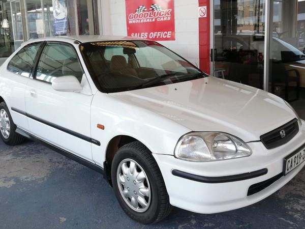 1997 Honda Civic 160i Luxline At  Western Cape_0