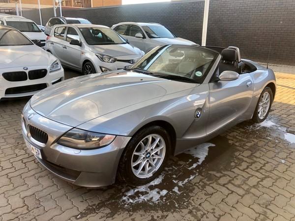 2006 BMW Z4 2.0i Roadster e85  Gauteng Pretoria_0