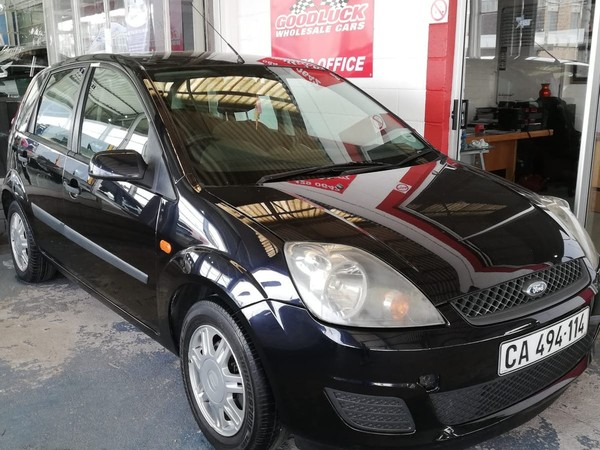 2006 Ford Fiesta 1.6i Ambiente 5dr  Western Cape_0