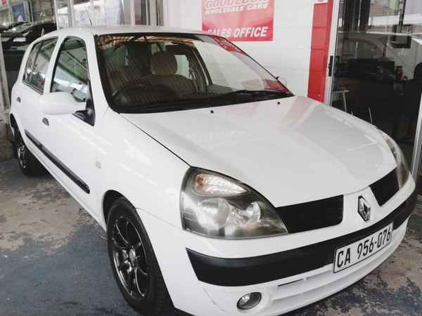 2003 Renault Clio 1.4 Expression At  Western Cape_0