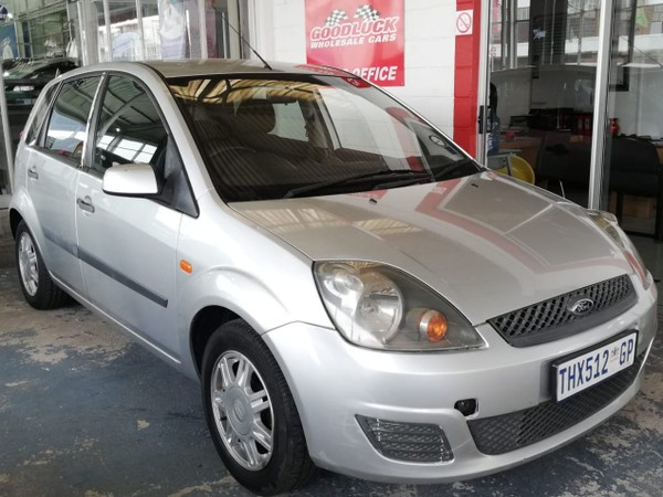 2006 Ford Fiesta 1.6i Ambiente At 5dr  Western Cape_0