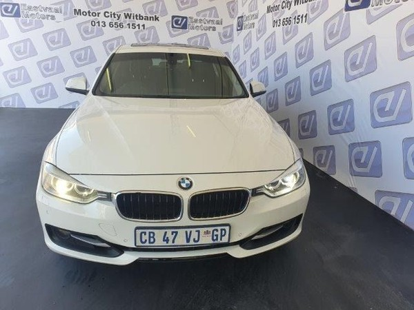 2012 BMW 3 Series 335i M Sport Line At f30  Mpumalanga Witbank_0