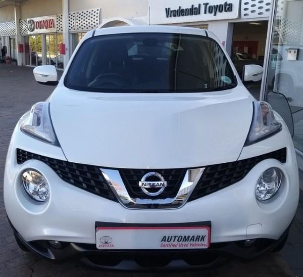 2015 Nissan Juke 1.5dCi Acenta  Western Cape Vredendal_0