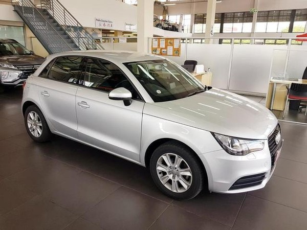 2013 Audi A1 Sportback 1.2t Fsi Attraction  Gauteng Rivonia_0