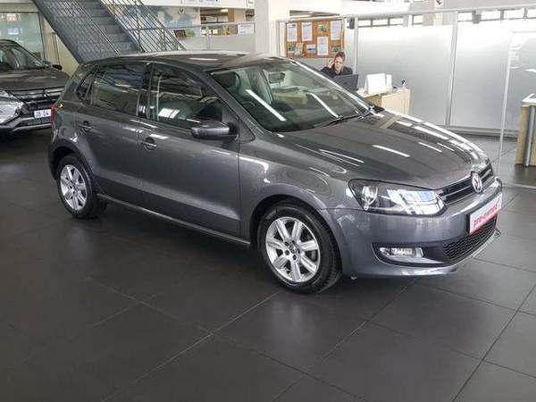 2011 Volkswagen Polo 1.4 Comfortline 5dr  Gauteng Rivonia_0