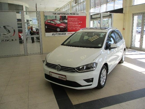 2016 Volkswagen Golf SV 2.0 TDI Comfortline DSG Western Cape Cape Town_0