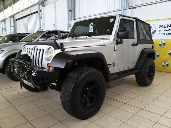 2008 Jeep Wrangler 2.8 Crd Sahara 2dr At  Eastern Cape East London_0