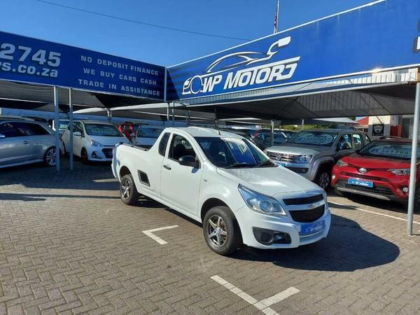 2017 Chevrolet Corsa Utility 1.4 Sc Pu  Western Cape Bellville_0