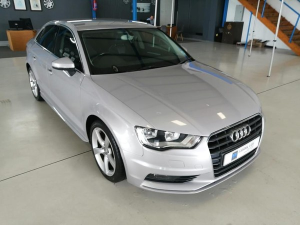 2015 Audi A3 1.4T FSI SE Stronic Western Cape Somerset West_0