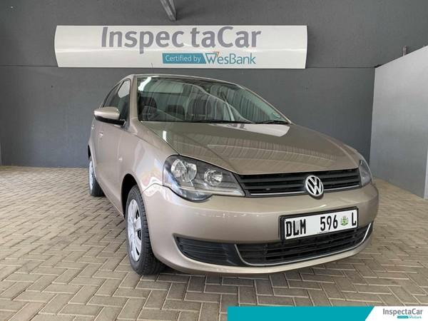 2016 Volkswagen Polo Vivo GP 1.4 Trendline TIP Limpopo Polokwane_0