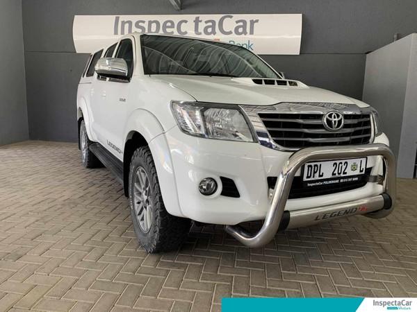 2016 Toyota Hilux 3.0 D-4D LEGEND 45 4X4 Double Cab Bakkie Limpopo Polokwane_0