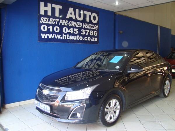2013 Chevrolet Cruze 1.6 Ls  Gauteng Boksburg_0