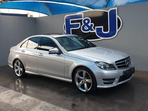 2013 Mercedes-Benz C-Class C200 CDI EDITION C Gauteng Vereeniging_0